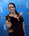Tantoo Cardinal, the winner of the 20145 ACTRA Toronto Award of Excellence