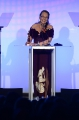 Tantoo Cardinal accepting the 2015 ACTRA Award of Excellence