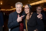 Art Hindle and Tantoo Cardinal