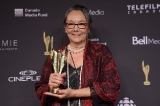 Tantoo Cardinal received the Earle Grey Award