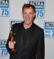Stuart Hughes, winner of the ACTRA's outstanding performance for a male for The Drawer Boy.