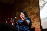 Host and radio personality, Candy Palmater.