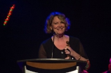 Shelley Thompson, winner of the ACTRA Maritimes award for outstanding performance by an actor in a supporting female role for The Child Remains.