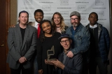 The cast and crew behind Screen Nova Scotia's best feature film winner, Black Cop.