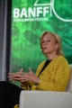 PBS president and CEO Paula Kerger during her summit series session.