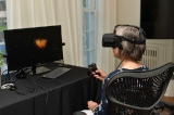 Guests also had the chance to experience virtual and augmented reality projects from the CFC Media Lab.