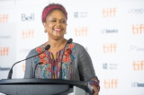 Indiescreen Award jury member and Reelworld Film Festival founder Tonya Williams
