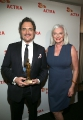Kim Coates with ACTRA National President Ferne Downey