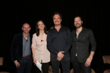 Michael Konyves, Ellie Harvie, Kim Coates and Mark Montefiore.
