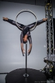 Aerialist from TDC Entertainment, photo credit: Shawn Goldberg