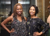 Lisa Michelle Cornelius and Safiya Ricketts