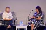Channing Dungey, president of ABC Entertainment, in conversation with Lynette Rice