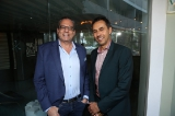John Morayniss, CEO, Television Group at Entertainment One, and Damon D'Oliveira.