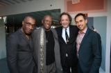 Clement Virgo, Louis Gossett Jr., Slawko Klymkiw and Damon D'Oliveira.