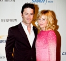 Yannick Bisson and Chantal Craig, photo by Trevor Haldenby