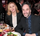 Kim Cattrall and Don McKellar at the CFC Gala