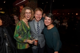 Marguerite Pigott (CMPA), Evan Jones (Stitch Media), Christa Dickenson (Interactive Ontario)