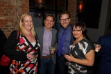 Cynthia Lynch (Film Ontario), Jayson Mosek (NABET LOCAL 700), Reynolds Mastin (CMPA), Kelly Lynne