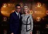 Dan Levy and Catherine O'Hara
