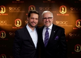 Jason Priestley and Eric Peterson