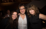 Jennifer Weiss, Atom Egoyan and Simone Urdl