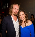 Caroline Dhavernas and guest