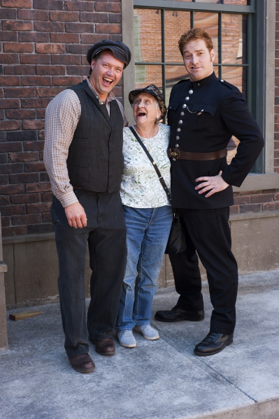 Murdoch Mysteries Fan Day