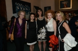 (left to right) tricia baldwin (tafelmusik, managing director), melissa than (nfb publicist), tenny nigoghossian (luminato, vp of advancement), anne-marie applin (former nfb board member), and luisa frate (nfb director general - cfo, coo, cto)