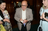 artist charles pachter signing autographs