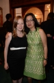 sarah polley (filmmaker) with her stories we tell producer anita lee (nfb ontario executive producer)