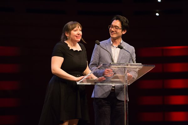 Photo Gallery: 2018 WGC Screenwriting Awards