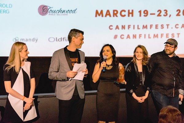 Photo gallery: Canadian Film Fest 2019
