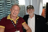 Paul Bronfman with Canadian Film Centre founder Norman Jewison
