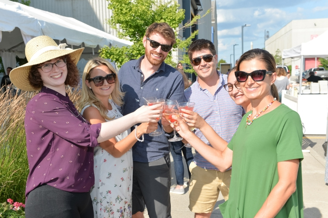 Pinewood Toronto Studios summer party 2019