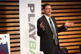 david kincaid, managing partner and founder of level 5 strategy group gives the opening keynote address