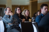 The audience at the Playback Marketing Summit