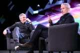 Peter Sussman in conversation with CEO of FremantleMedia International Jens Richter