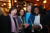 L to R: Janet Yang, Rachel Watanabe-Batton, Jan Miller, Jennifer Holness