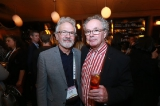 Seven24 Films' Tom Cox and former CMPA CEO Michael Hennessy