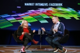 The CMF's Valerie Creighton in conversation with Facebook Canada's Marc Dinsdale