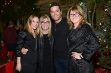tara spencer-nairn, christina jennings, murdoch mysteries star yannick bisson, mary ann turcke