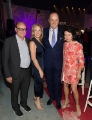 L to R: Jean-Claude Mahé,  (Acting Executive Director, Telefilm Canada), Sandi and Jim Treliving (Philanthropist & Talent Fund Advisory Committee Member) and Carol Hill (Talent Fund Advisory Committee Members)