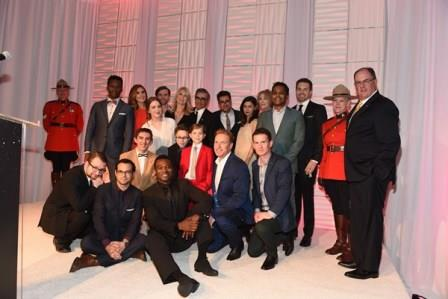 Telefilm night with Canadian stars