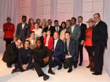 A shot of all the Canadian Screen Award nominees attending the