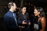 L to R: Andrew Rosen, producer of  The Breadwinner (best animated feature)