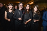 Katie Boland, Don McKellar, Film Farm founders and producers Jennifer Weiss and Simone Urdl