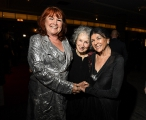 Mary Walsh, Margaret Atwood and Alanise Obomsawin