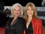 ACTRA national president Ferne Downey and national councilor Theresa Tova (photo: Linda Dawn Hammond)