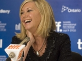 Score actor Olivia Newton-John, Press conference, Hyatt, September 10, 2010. (photo: Linda Dawn Hammond)