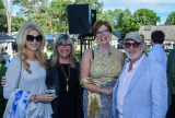 Lynne St. David-Jewison; Christina Jennings, chair, board of directors, CFC and chairman & CEO, Shaftesbury; The Honourable Eleanor McMahon, Ontario Minister of Tourism, Culture and Sport; Norman Jewison, founder and Chair Emeritus, CFC